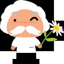 einstein_fleur